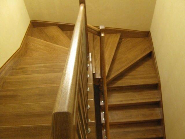 Деревянные лестницы купить в Ульяновске на PromPortalSu