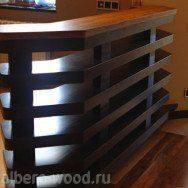 столешницы для кухни фото из дерева