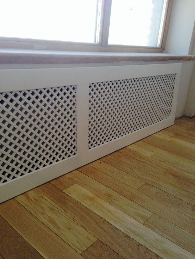 декоративные рамки на радиаторы отопления фото и цена