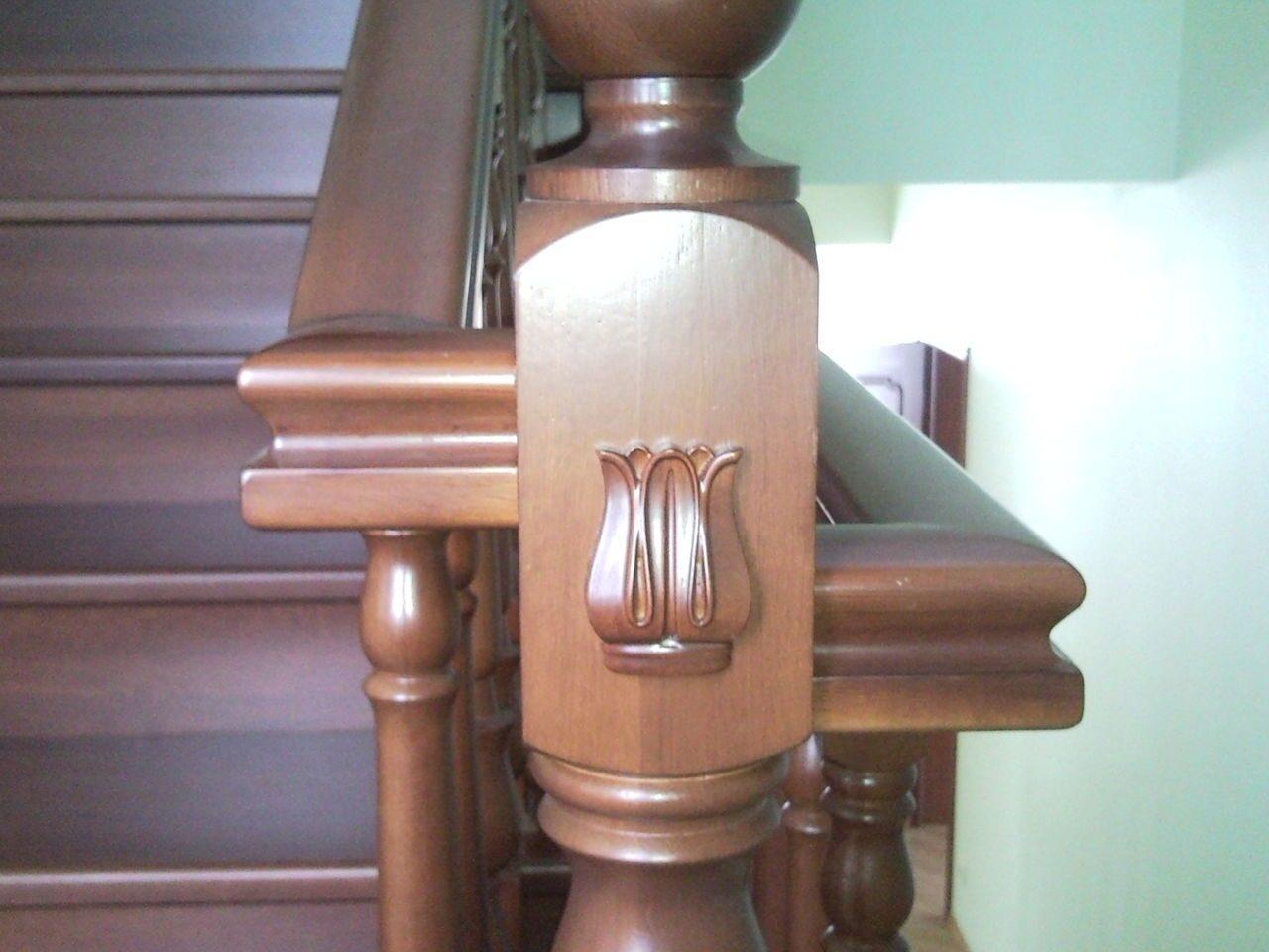 Высота перил на лестнице по ГОСТ, СНиП лестничные