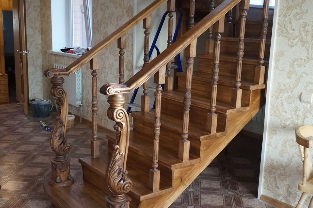 Изготовление лестниц в Ижевске - сравнить цены и купить